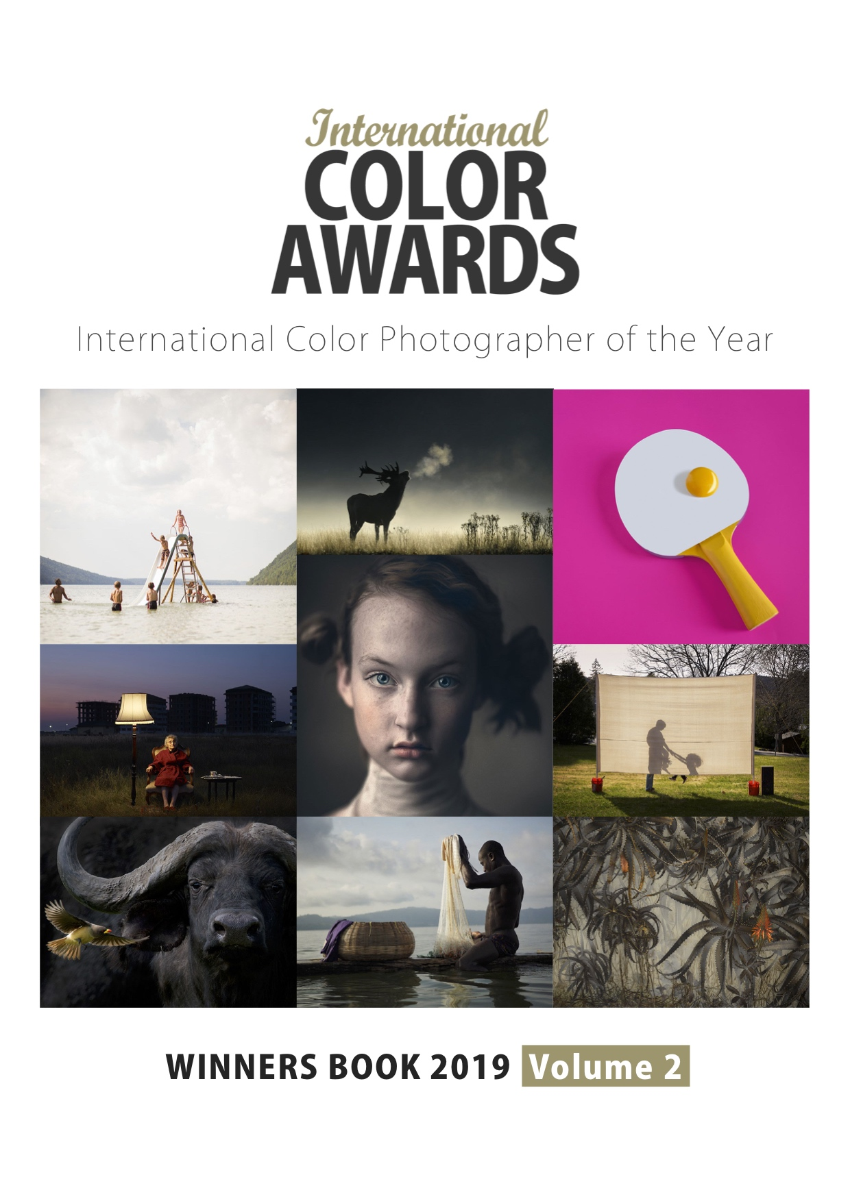 International Color Awards Book 1